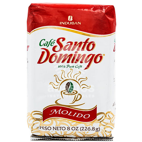 Cafe Molido 0.500 lb Santo Domingo