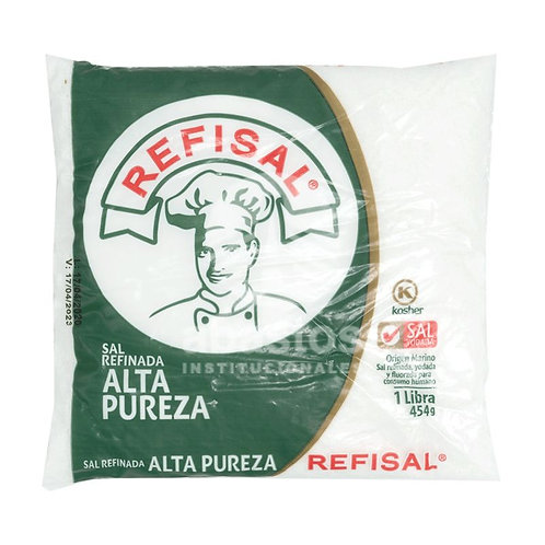 Sal Refina 1 lb Refisal