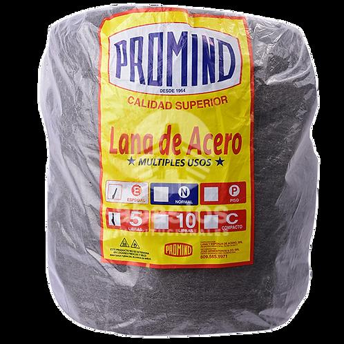 Lana de Acero 5 lb Promind