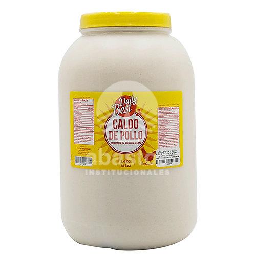 Caldo de Pollo En Polvo 3.600 kg Daily Best
