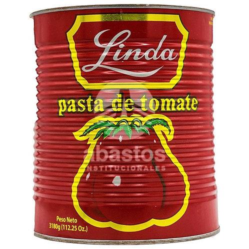 Pasta de Tomate 7 lb Linda