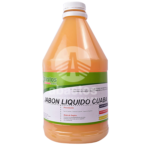 Jabon de Cuaba Liquido 1 gl Bio