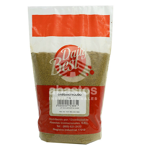 Oregano Molido 1 lb Daily Best