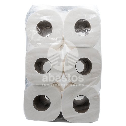 Papel Higienico Jumbo Junior 600 FT 12 ud Generica