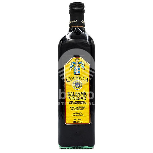 Vinagre Balsamico 6% Acidez 1 lit Colavita