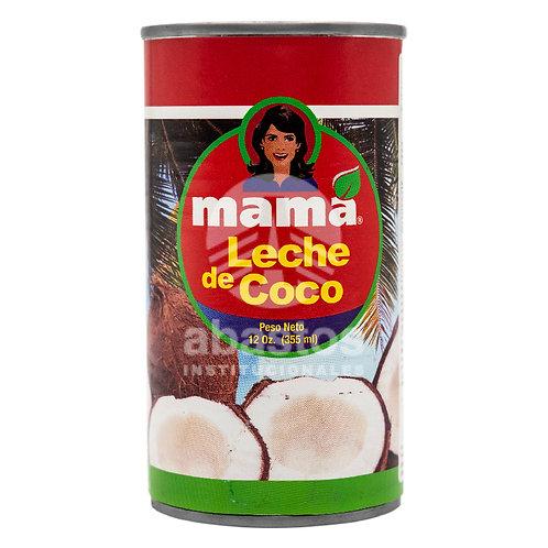 Leche de Coco 12 foz Mama