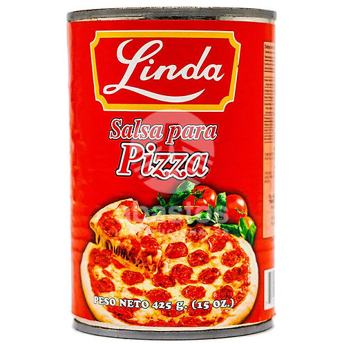 Salsa para Pizza 15 foz Linda