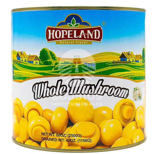 Champinon Entero 2.500 kg Hopeland