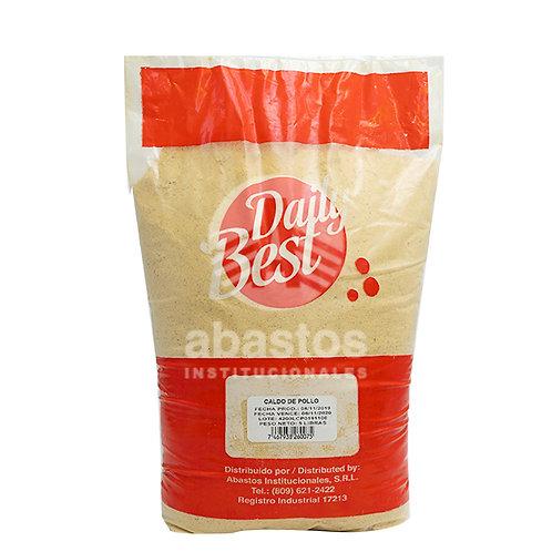 Caldo de Pollo En Polvo 5 lb Daily Best