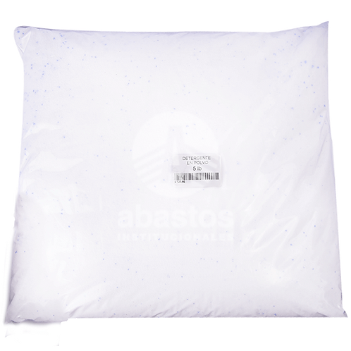 Detergente En Polvo 5 lb Generica