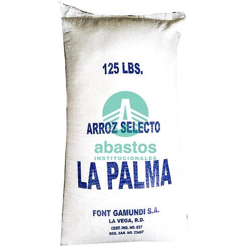 Arroz Selecto II 125 lb La Palma