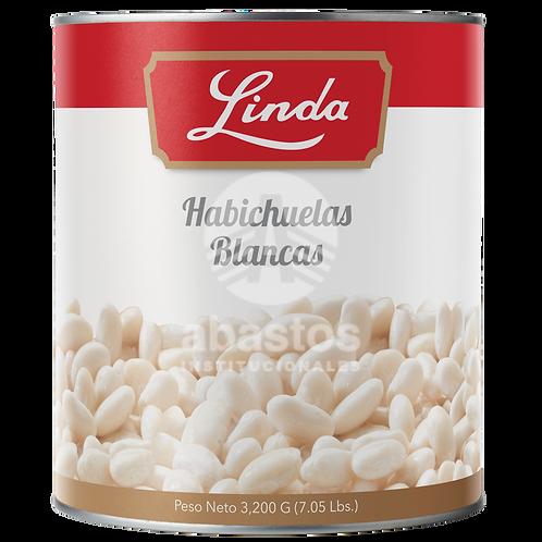 Habichuelas Blancas 7 lb Linda