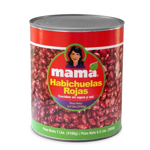Habichuelas Rojas 7 lb Mama