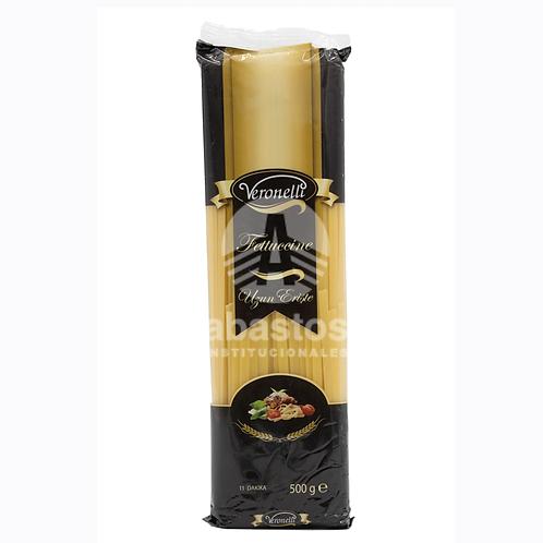 Fetuccine 500 gr Veronelli