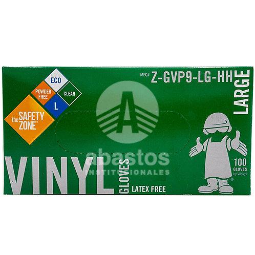 Guantes de Vinyl Stretch 100 ud Generica