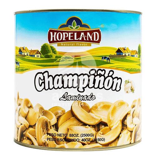Champinon Laminado 2.500 kg Hopeland