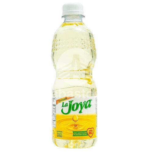 Aceite de Soya 16 foz La Joya
