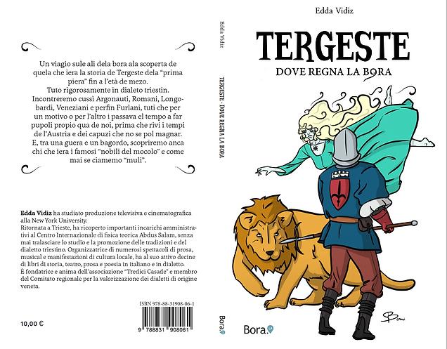 copertina TERGESTE Dove Regna la Bora .p