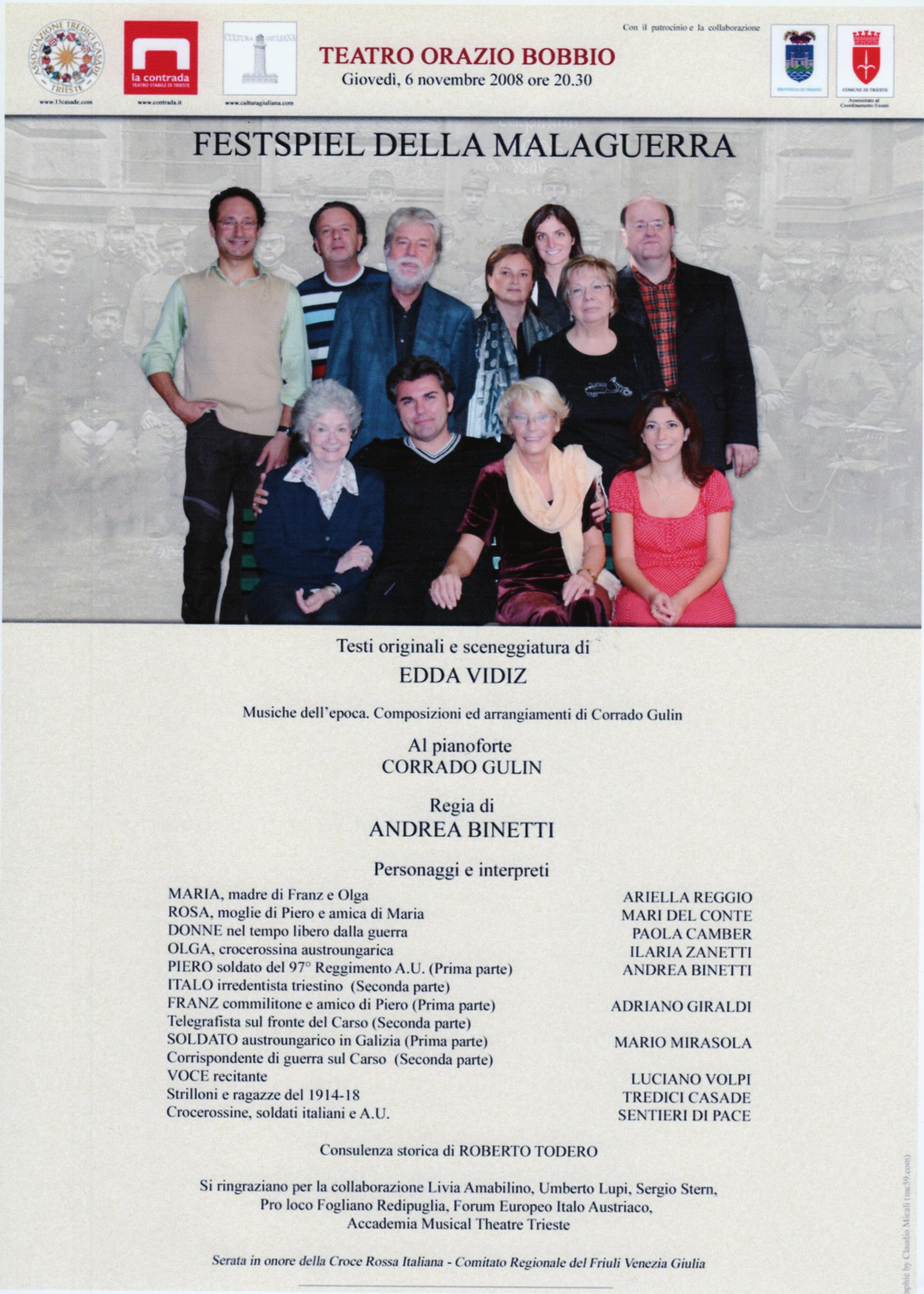 Festspiel della Malaguerra