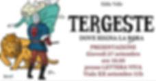 Presentazione TERGESTE - Dove Regna la B
