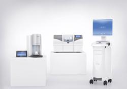 CEREC Digital Equipment, Software and Milling Instrument