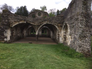 Waverley Abbey