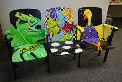 Full Trio of Chairs
