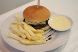 Tyranno Burger