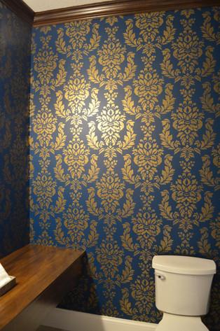 stencil damask bathroom (1).jpg