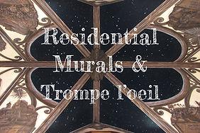 Galleries Residential Murals Trompe loei