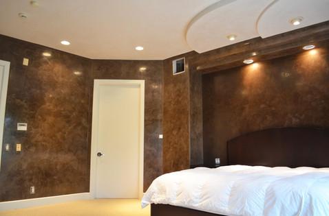 Venetian plaster polished bedroom (3).jp