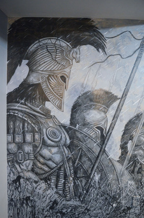 Gym Spartan Lion Mural New 3.jpg