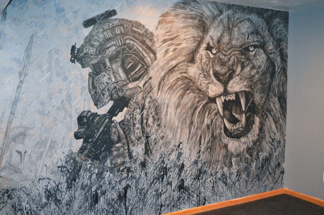 Gym Spartan Lion Mural New 4.jpg