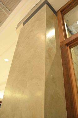 Venetian Plaster Polished Mall of Americ