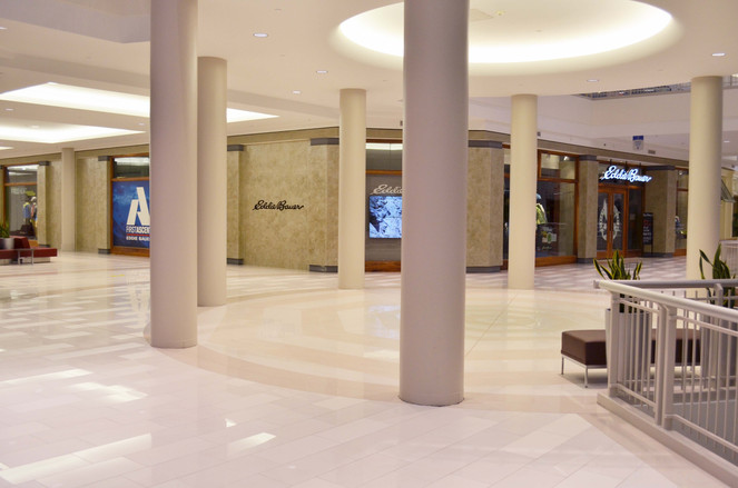 Venetian Plaster Polished Mall of Americ