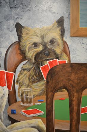 Dogs Playing Poker Mural Garage 5.jpg