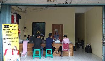Kaos Polos ATM Jakarta