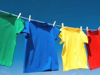 Cara Merawat Kaos / Tshirt