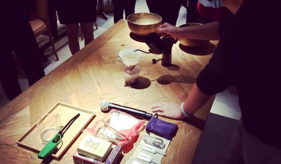 K11 musea workshop