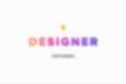 Design Internship for an AI Company