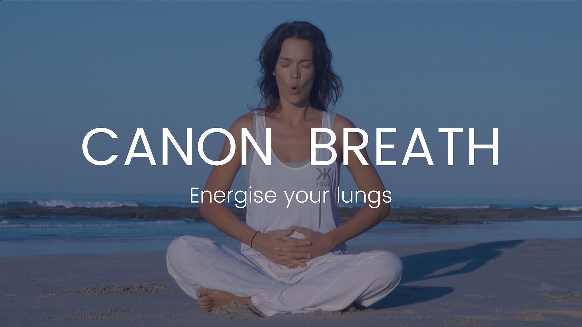 CANON BREATH