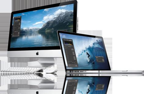 Mac - PC