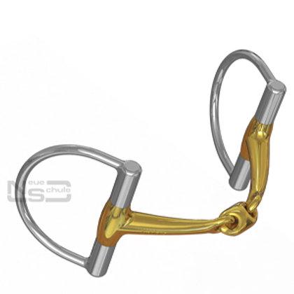 Neue Schule Tranz Angled Lozenge D-Ring double brisures