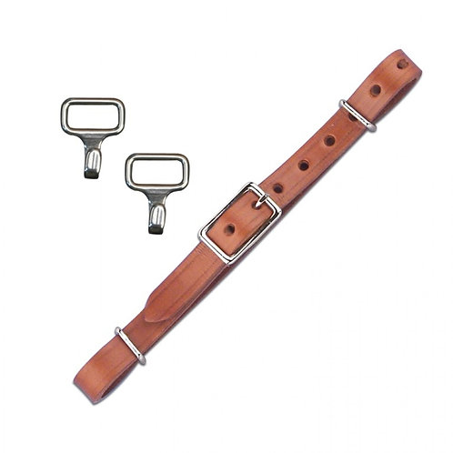 Leather Curb strap kit