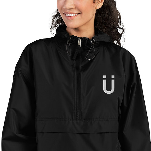 Ümi Embroidered Champion Packable Jacket
