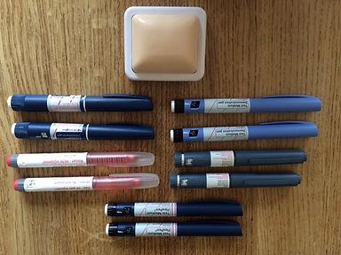 insulin pens discussed at nurse's diabetes update