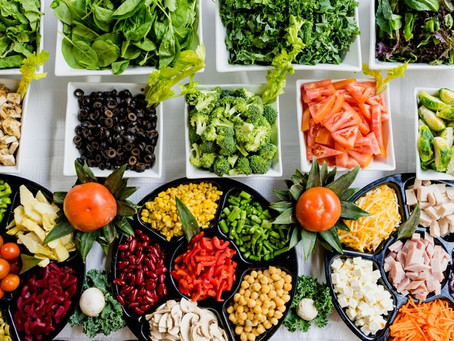 """Putting the """"Eatwell Guide"""" into practice"""
