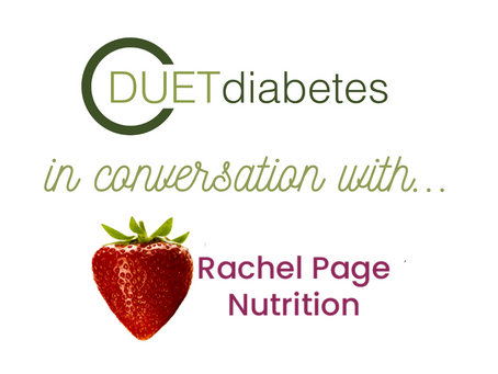Eating for health with type 2 diabetes...