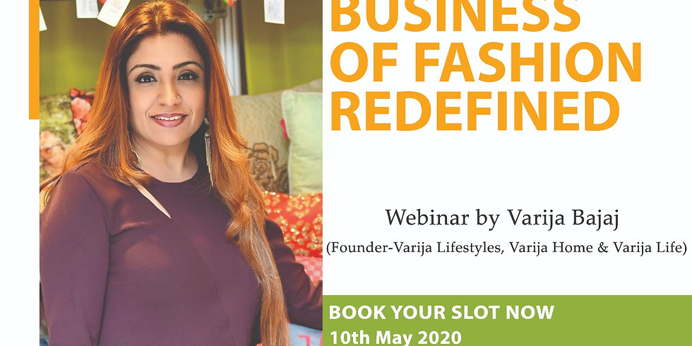 BUSINESS OF FASHION REDEFINED