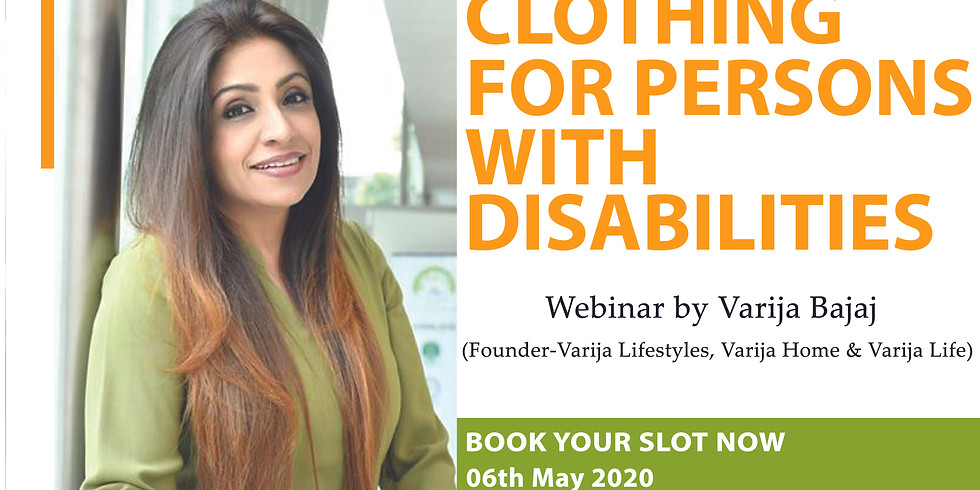 CLOTHING FOR PERSONS WITH DISABILITIES